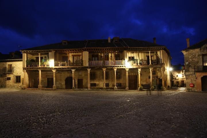 La Comisión Territorial aprueba la primera fase de rehabilitación de la Casa del Conde de San Rafael en Pedraza