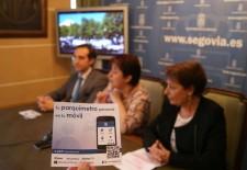El Ayuntamiento lanza la aplicación e-park para pagar la Zona Ora a través del móvil