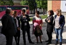 Luis Tudanca apuesta por que el tejido industrial sea un referente en Castilla y León