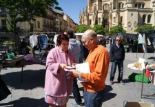 Luquero teme que la dispersión del voto progresista lleve al Partido Popular al gobierno municipal