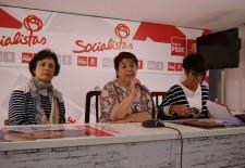El PSOE continuará con el proyecto de rehabilitación de la Muralla