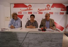 El PSOE creará una «ciudad de los negocios» entre el Polígono de Hontoria y Madrona