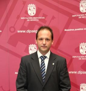 Alberto Serna, Viceportavoz socialista en la Diputación Provincial