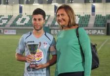 El Getafe B se lleva el trofeo IMD ante la Segoviana