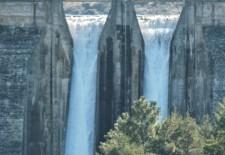 Luquero defiende la recrecida de Puente Alta ante la Confederación Hidrográfica del Duero