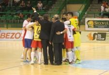 Naturpellet Segovia dice adiós a la Copa del Rey en los penaltis