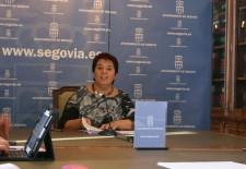 Clara Luquero se muestra satisfecha de los cien primeros días de gobierno