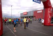 Nuevo éxito del Día de la Bicicleta de Segovia
