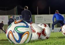 La Segoviana presenta a su nuevo entrenador Abraham García