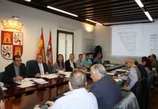 """La Comisión de Urbanismo aprueba la ordenación del sector industrial """"Los Castros"""" de Valseca"""
