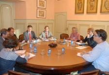 El Consorcio Vía Verde Valle del Eresma ya tiene su nueva junta de gobierno