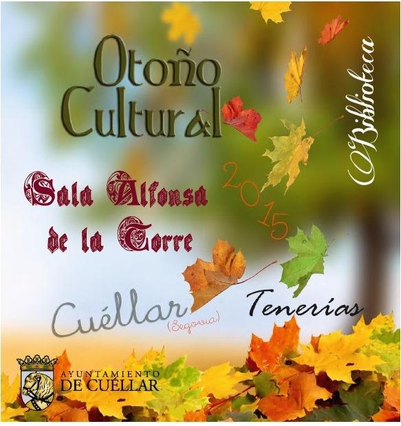 Otoño cultural Cuéllar