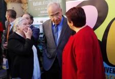 Alfonso Guerra «Antonio Machado era muy bondadoso con las gentes de Segovia»