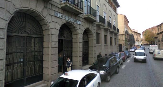 Condenan en Segovia a dos años de prisión por delito de abuso sexual sobre una menor en Cantalejo