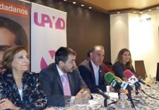 C´s y UPYD piden la dimisión del Presidente de la Diputación por la nefasta gestión de Segovia 21