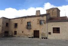 Dieciocho mil euros para la rehabilitación de la Casa del Conde de San Rafael en Pedraza
