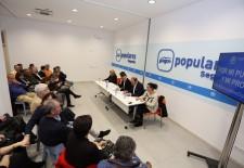 La lanzadera financiera de la Junta creará 3.000 empleos en Segovia