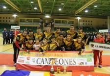 UD Las Rozas se lleva el trofeo Kromex cadete de fútbol sala
