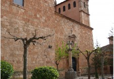 La Comisión de Patrimonio aprueba la rehabilitación de la cubierta dela iglesia de Santa María la Mayor en Ayllón