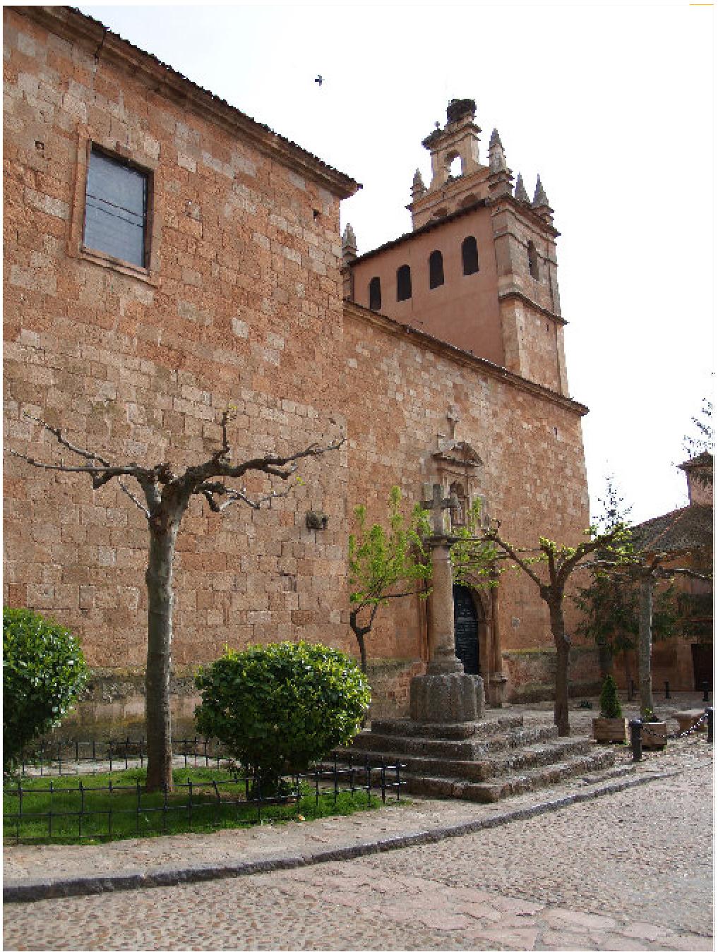 Iglesia Santa María la Mayor Ayllón