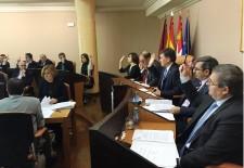 El pleno de Diputación aprueba por unanimidad el convenio con la Fundación Edades del Hombre