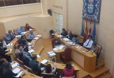 El grupo municipal socialista acusa al PP de crear » alarma social «
