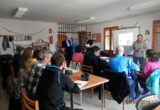 Palazuelos de Eresma acoge un taller de fotografía digital en la naturaleza