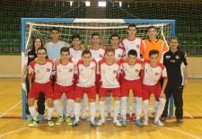 Segovia futsal participará en el Campeonato de España juvenil