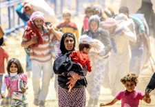 Cruz Roja Segovia acoge al primer grupo de refugiados que llega a la provincia