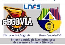 Radio Segovia retransmitirá los partidos de la fase de ascenso a Primera División del Naturpellet Segovia
