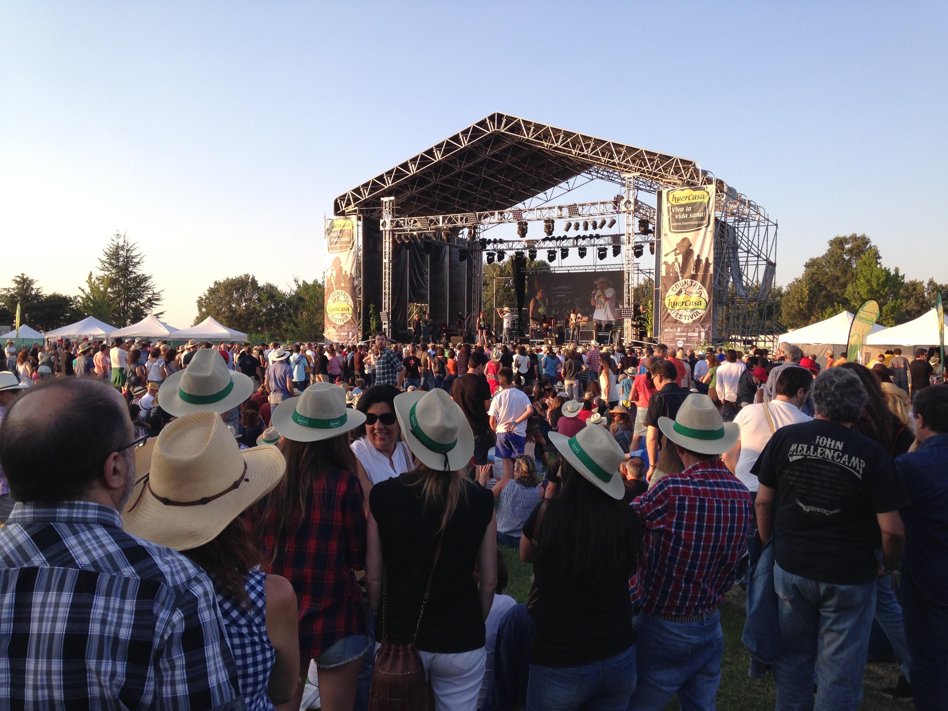 huercasa counry festival
