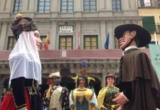 El Día de San Pedro más segoviano se celebró en la Plaza Mayor