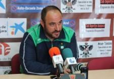Abraham García, nuevo entrenador de la Gimnástica Segoviana