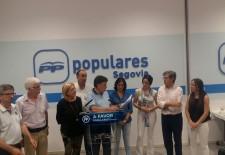 El Partido Popular sale fortalecido en la provincia de Segovia