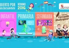 El Portal de Educación de la Junta ofrece aprender a través del juego este verano