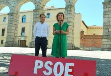 El PSOE  se compromete a garantizar una sanidad, educación y servicios sociales dignos para los segovianos