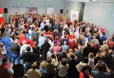 Patxi López «lo que ha se ha hecho bien en España lo han hecho los socialistas»