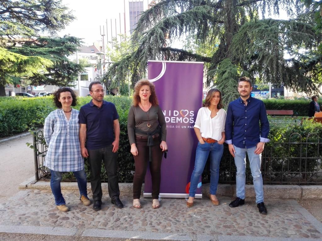La encuesta del CIS asigna un diputado por Segovia a la lista de Ahora Podemos