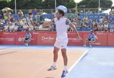 Completados los cuartos de final del Open de tenis de El Espinar