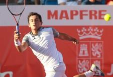 El Open de tenis Villa de El Espinar se queda sin Nicolás Almagro
