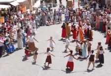 La artesanía y el comercio centra la XXXIII Fiesta de los Fueros de Sepúlveda
