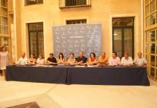 Las instalaciones deportivas municipales de Segovia accesibles para 13 municipios del alfoz