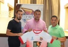 Borja Blanco busca el ascenso con Naturpellet