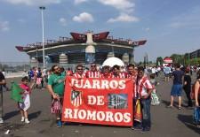 Segundo aniversario de la peña atlética de Juarros de Riomoros
