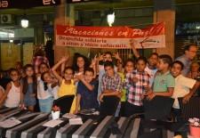 Últimos días de los niños saharauis en Segovia