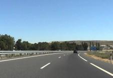 Dos conductores condenados por circular a más de 200 kilómetros por hora en la autovía entre Segovia y Valladolid