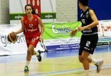 Nuevo refuerzo para el equipo femenino de baloncesto del Unami
