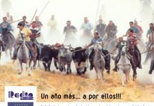 Los encierros de Cuéllar en directo a través del 90.6 FM y www.radiosegovia.com
