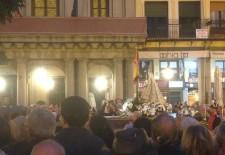 Manu Rodrigo publica un vídeo con la subida de la Virgen de la Fuencisla de este año