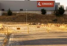 Comienzan las obras del vial que unirá el Polígono del Acueducto con el Centro Comercial Luz de Castilla